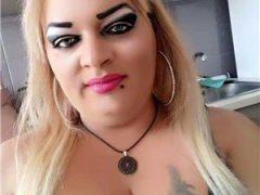 Transexuala ultima zi in buc